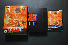 BURNING FIGHT SNK Neo Geo AES JAPAN Very.Good.Condition !