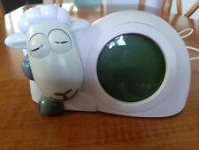 Zazu Sheep alarm Clock Sleep Trainer cute!