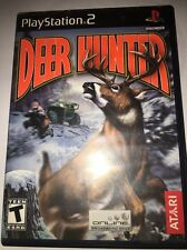 Deer Hunter - Playstation 2 Game Complete