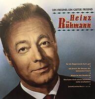 Heinz Rühmann Ein Freund, ein guter Freund (compilation, 14 tracks, 1937-.. [CD]