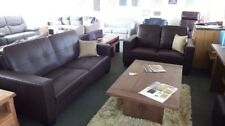 Leather More than 4 Seats Double Sofas