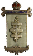 NASTRO RIBBON ROLL OF HONOR ORDER OF BUFFALOES 1946 #N416