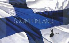 Finland 2017 MNH Stamp - Finnish Flag - 100 Years of Independence