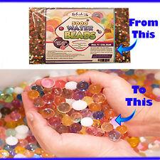 5000 boules Orbeez eau Perles Orbeez Foot Spa Bio Gel Mariage Bal