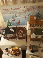 21 Piece Department 56 Herritage Village Collection Dickens Village Series Hand.