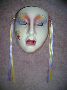Clay Art Ceramic Wall Mask