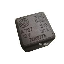 Relais 7686773 A727 20A Fiat Punto (176)