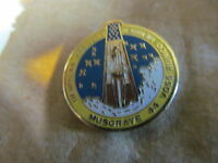NASA SHUTTLE  ATLANTIS STS-44 SPACE  LAPEL PIN