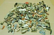 HUGE LOT OF NEW AND USED ELECTRICAL CONTACTS COPPER  SILVER RECOVERY ( 24LBS )