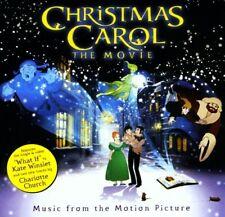 CHRISTMAS CAROL the movie   score Julian Nott (CD)