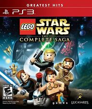 Lego Star Wars The Complete Saga PS3 Greatest Hits