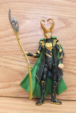 "Genuine Marvel 2011 Small 5"" (inch) PVC Loki Thor Action Figure Only **READ**"