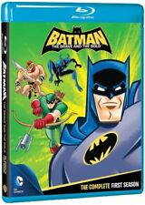 BATMAN BRAVE AND THE BOLD FIRST SEASON 1 New Blu-ray Warner Archive Collection