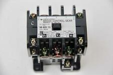 BROOK CONTROL GEAR HE-B35/22 AC CONTACTOR 40A  #S161