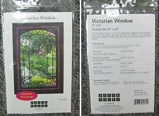 Pattern Victorian Window by Patchworks quilt sew instructions craft SALE