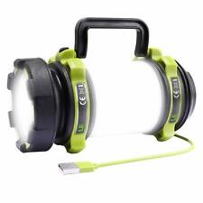 LE Rechargeable CREE LED Torch, 500 Lumen Camping Lantern, Water Resistant