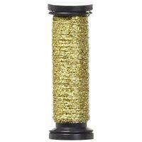 Kreinik No.4 Very Fine Metallic Braid Trim, 11m, Gold - 4 12yd