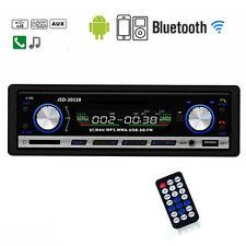 UNHO Car Radio Stereo Media Player Bluetooth AUX USB RDS MP3 JSD-20158 NO CD