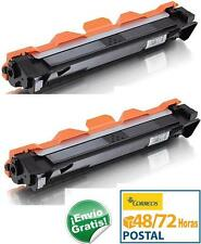 2 X TONERS COMPATIBLES NON OEM BROTHER DCP 1612W DCP1612w, DCP-1612W