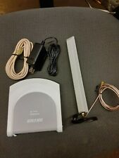 Buffalo Air Station Wireless-G WHR-G54S 125 Mbps 4-Port 10/100 Wireless Router