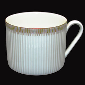 """Arzberg """"LARISSA"""" Flat Tea Cup(s) - Hardly used but gold trim worn in places"""
