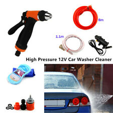 12V Jet Spray Car Wash Washer Machine High Pressure Electric Water Pump Portable