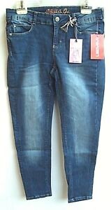 Lemmi M/ädchen Jeggings Girls Slim Jeans