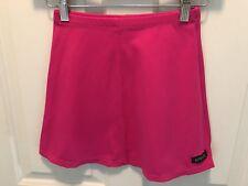 Girl's Kerrits Hot Pink Athletic Skirt L Large - See Measurements