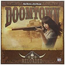 Doomtown Reloaded Base Set AEG NEW SEALED FREE SHIPPING