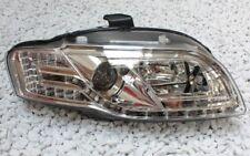 CHROM SCHEINWERFER AUDI A4 B7 04-08 LIMOUSINE AVANT LED TAGFAHRLICHT TFL NEU QUA