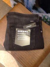 Diesel thommer 0687J ultrasuave Denim Jeans Ajustados Slim, W30 L32 (RRP £ 130)
