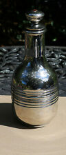 Antique Art Deco Chrome Icy Hot Pre-Thermos Hot/Cold Water Carafe Nrha