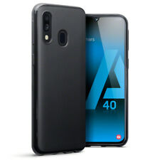 Samsung Galaxy A40 Shockproof  Fitted RX1™  Case Bumper Black