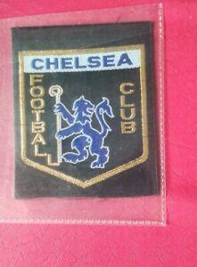 Football Club Badge. Woven Chelsea.