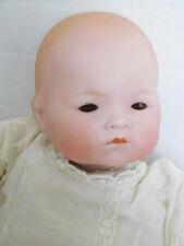 "Antique 18"" German Armand Marseille AM 341 Bisque Dream Baby Fixer"