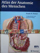 Atlas der Anatomie des Menschen / Frank H. Netter -