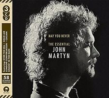 John Martyn May You Never Essential John Martyn (Uk) CD NEW sealed