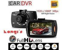 "2.7"" 1080P HD LCD Car Dash Camera Video Recorder Night Vision + 16GB Card-DVR3(C"