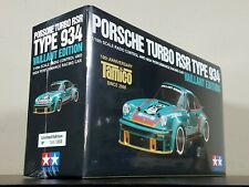 New Tamiya 1/10 Porsche 934 RSR Vaillant Special Limited Edition Kit #146 of 333
