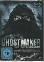 DVD - The Ghostmaker - Temi Live dopo Il Morte - Nuovo/Originale