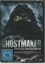 DVD - The ghostmaker - fürchte DAS LEBEN nach dem Tod - NUEVO / embalaje