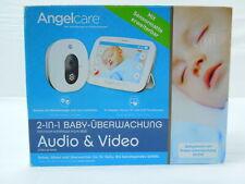 Angelcare A0510-DE0-A1011 Babyphone Video Überwachung Babyfone Atembew. optional