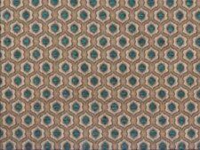 Saxon 3567 Geo Marina 100% Polyester Fabric