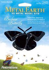 Buckeye Butterfly Metal Earth 3D Model Kit FASCINATIONS