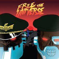 MAJOR LAZER FREE THE UNIVERSE NEW CD SANTIGOLD PEACHES BRUNO MARS WYCLEF JEAN