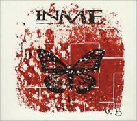 INME white butterfly (CD, album, limited edition) alternative rock, nu metal,