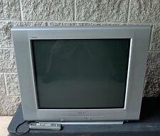 "SONY 27"" KV 27FS100 Trinitron CRT GAMING TV CCTV TELEVISION Manufactured 2003"