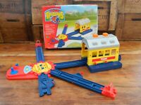 Tomy Trains Turntable and Engine Shed Boxed