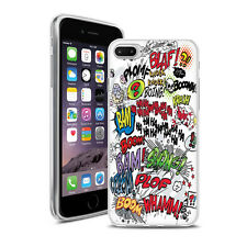 Coque Housse Iphone 7 Plus - Motif Comics