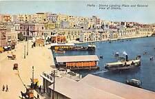 B70874 Malta Sliema landing Place Malta